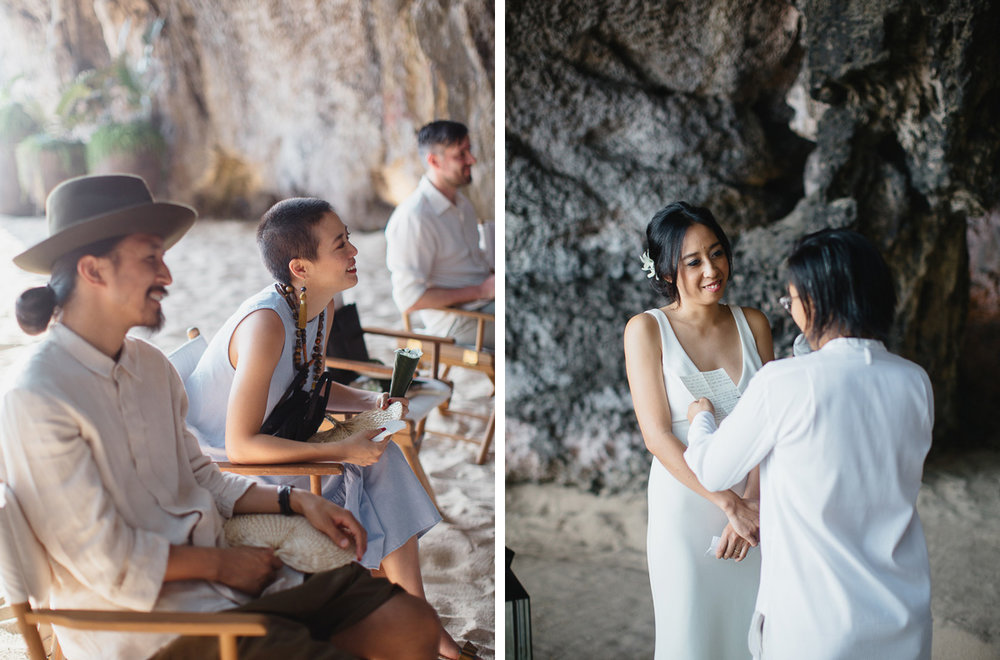 Railay Beach Rayavadee Krabi Thailand Wedding by For the Love of It-14.jpg
