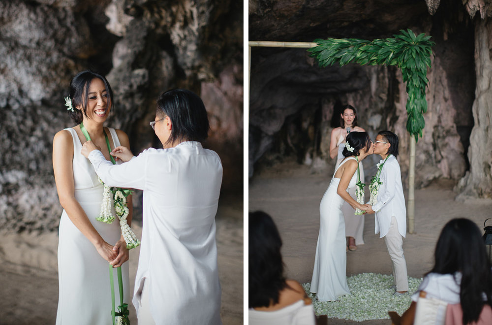Railay Beach Rayavadee Krabi Thailand Wedding by For the Love of It-15.jpg