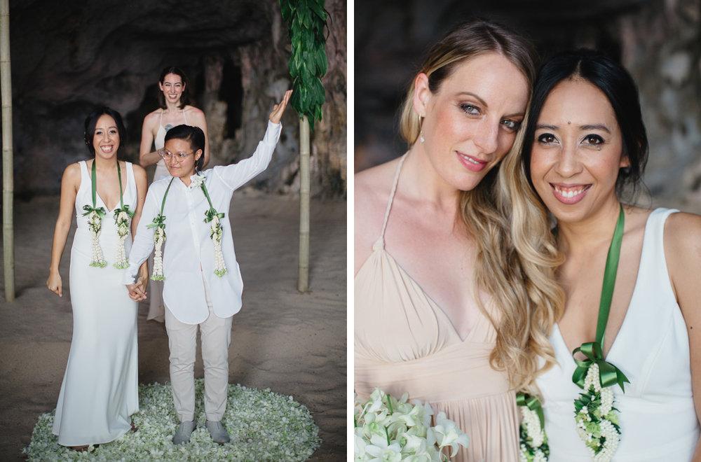 Railay Beach Rayavadee Krabi Thailand Wedding by For the Love of It-16.jpg