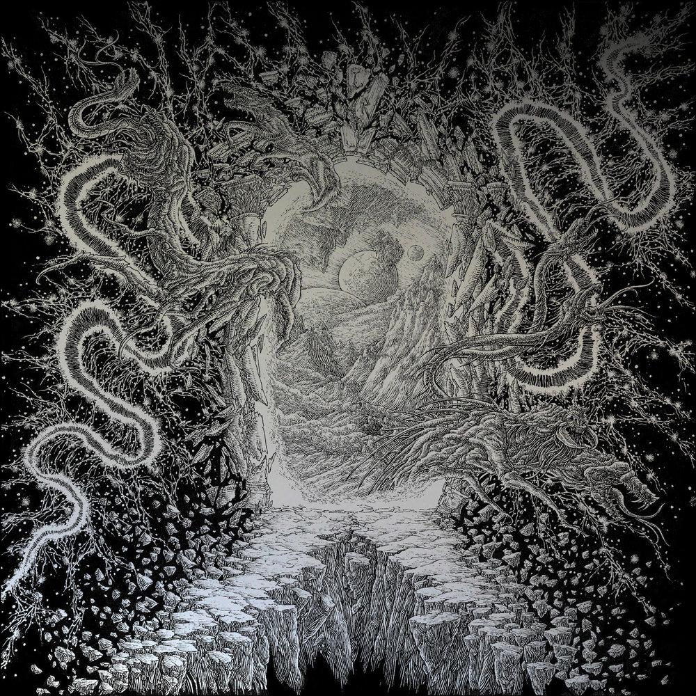 TYRANNOSORCERESS //   Shattering Light's Creation