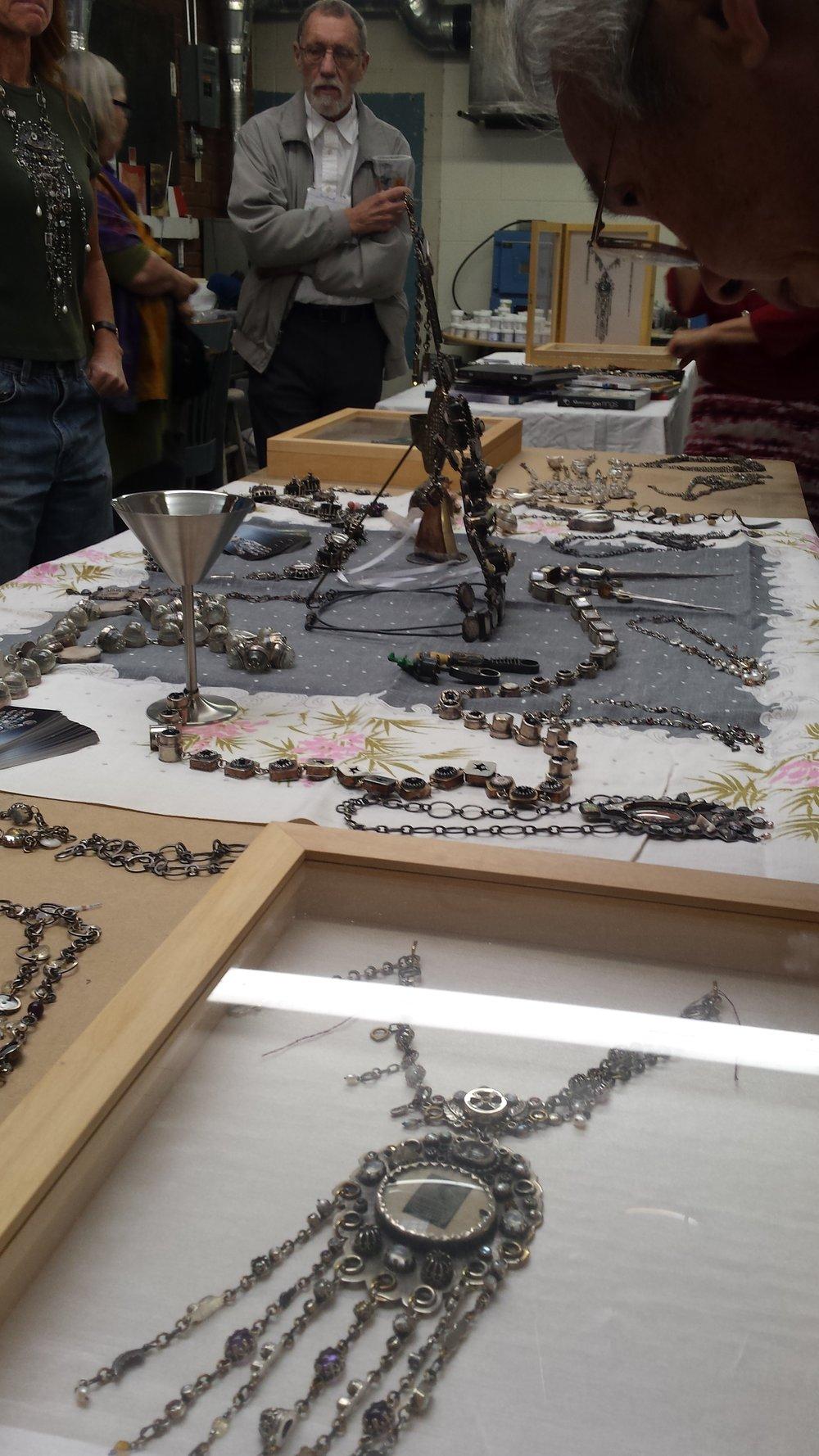 Kristen Diener's Studio