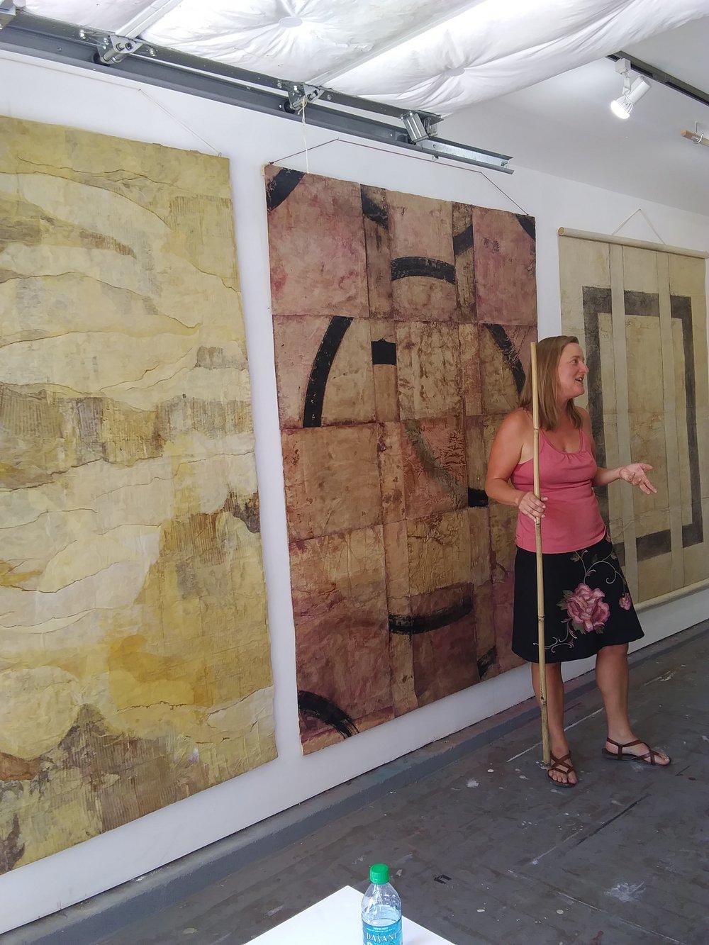 Danila Rumold's Studio