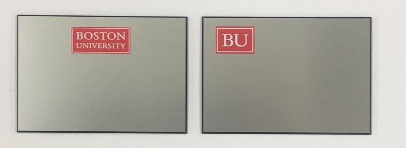 Master Logo (Left) Icon Logo (Right)