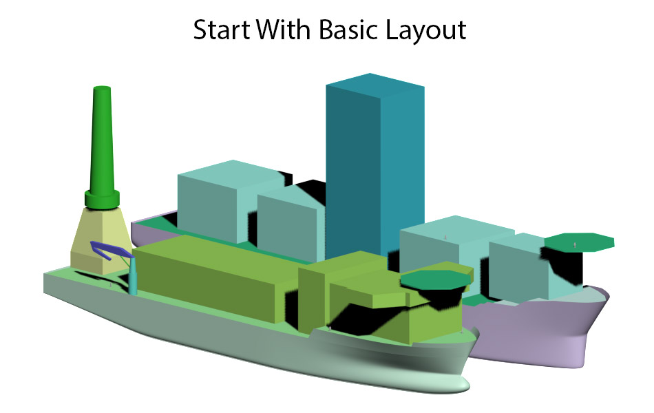 Vessels Basic Layout