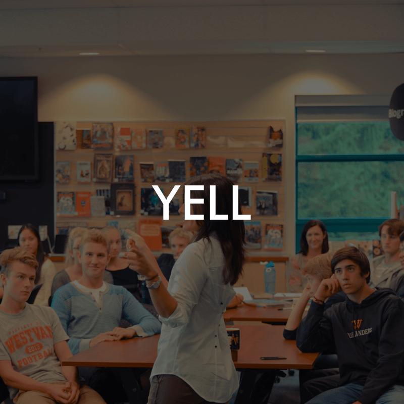 YELL UX | Responsive Web