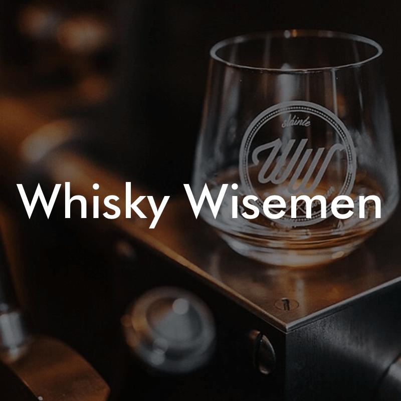 Whisky Wisemen UX | Mobile App (iOS)