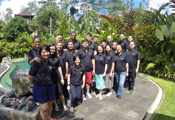 Polycom South-East Asia Team Building Week