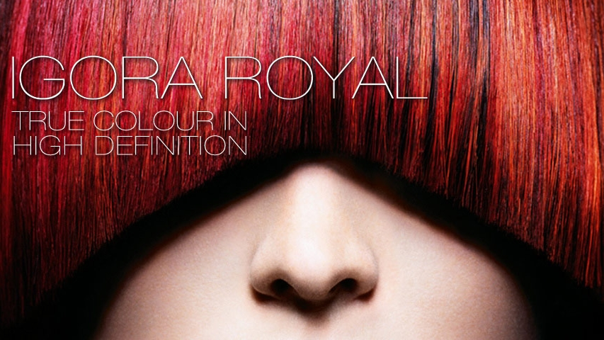IGORA ROYAL - TRUE COLOUR IN HIGH DEFINITION