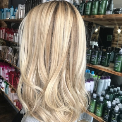 """I absolutely love both the colour and cut, and can't thank Rachael enough for her super skills! She was friendly and attentive, and very professional at the job."" See what Emma had to say about her visit to RD Lancashire  here."
