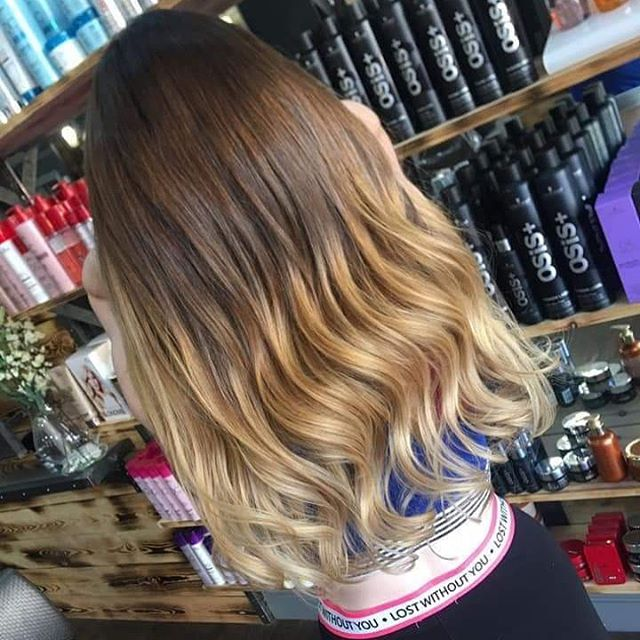Hello 2019, we reopen today! Call us to book in for your new year hair appointments, take inspiration from this gorgeous balayage by Kate. . . . #reillydenholm #rdlancashire #katerdlancashire #balayage #newyear #manchester #leigh #wigan #manchesterblogger #instahair #balayage #blonde