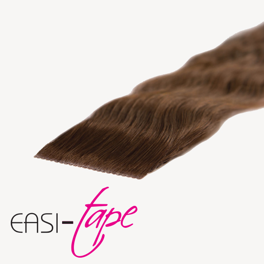 Easitape Micro-Tabs   Medical grade tape tabs designed to attach to your existing hair  Lays flat to your scalp  Can be worn for up to two months and then removed easily without damage  Hair can be reapplied using new tape tabs   22 Natural-looking shades