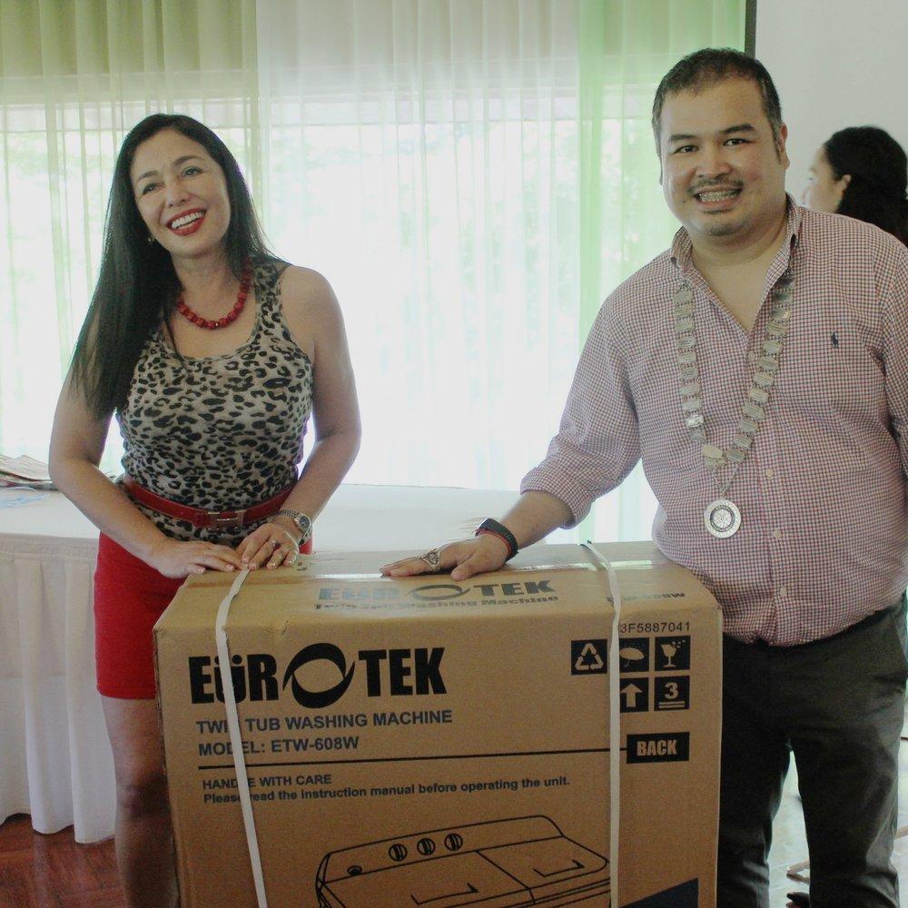 3rd Prize: Eurotek Home Appliances