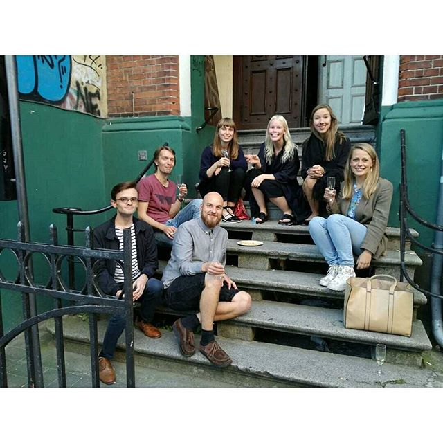 Farewell for now from all of us at Reverse 2017. Hope you had as much fun as we did! 💚  Fotocredit: Ana Stanicevic  #reversecph #reverse2017 #literaturhauskbh #dklit @reversecph