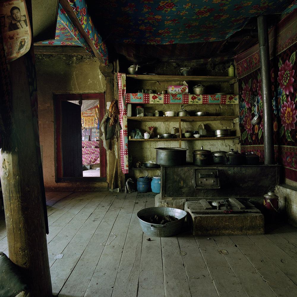 Sichuan, Maniganggo - winterhome