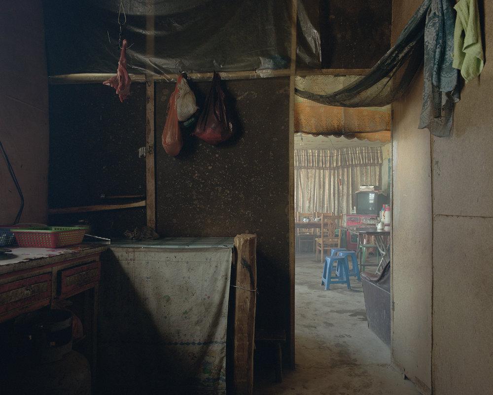 Xinjiang, Mazar - Truckstop