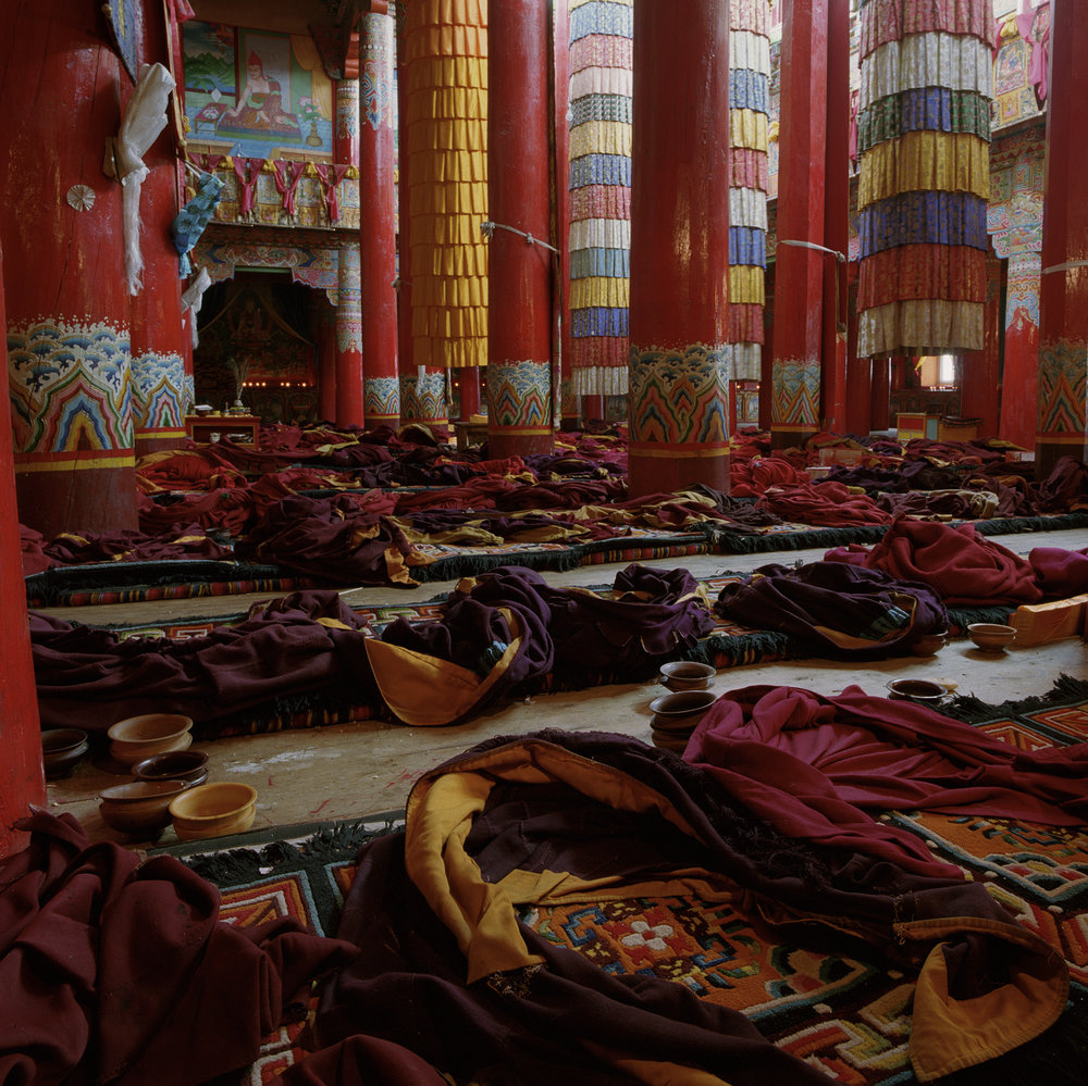 Sichuan, Kandze - Ga Te Le