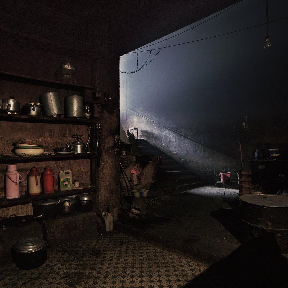 Sichuan, Derge - Yi Jin Tan