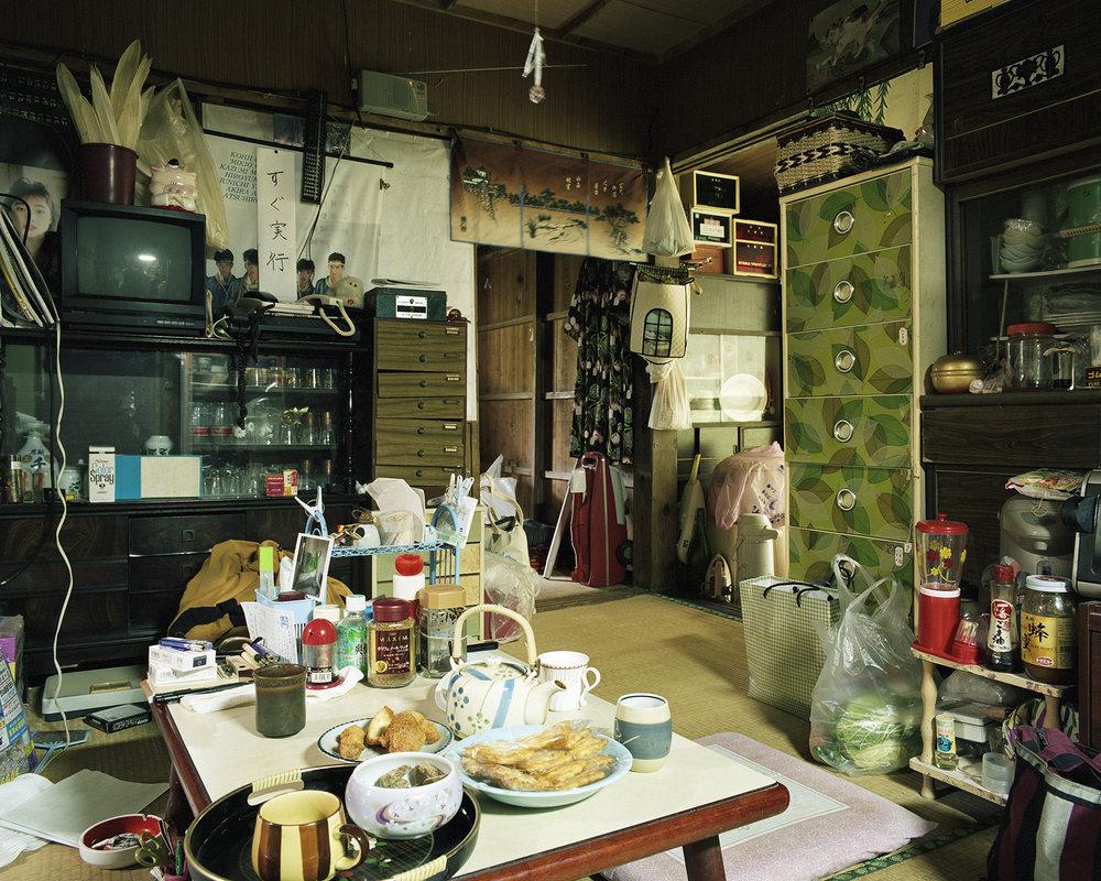 Tanegashima - captain's table