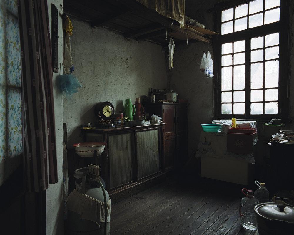 Beijing - german house kitchen