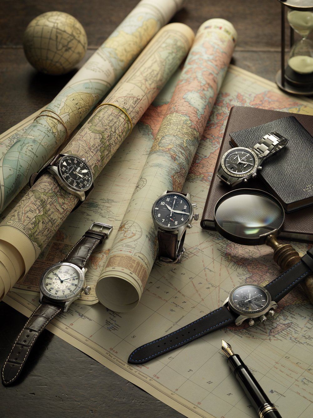 Gentleman's Journal Autumn Watches by DH&Co