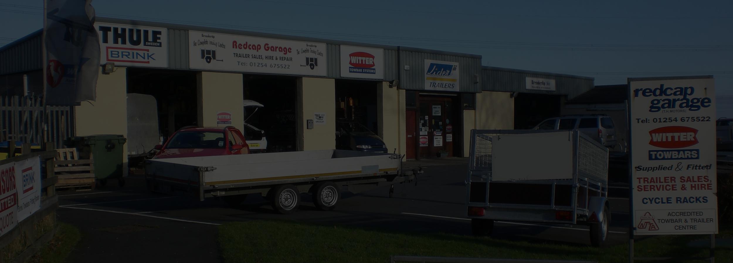 Redcap Towbar Trailer Centre Vauxhall Tow Bar Wiring