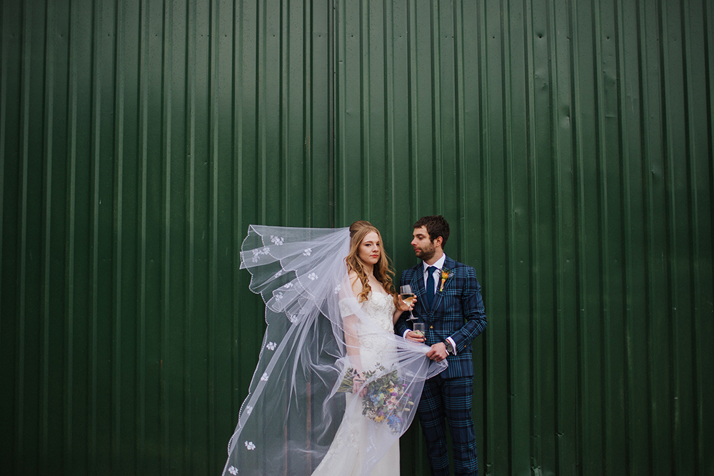 Cerys & Jimmy Thank You again for being our amazing photographer - the photos are just perfect! You were so kind and supportive on the day, we are both so grateful!