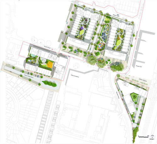 ALMA ESTATE REGENERATION