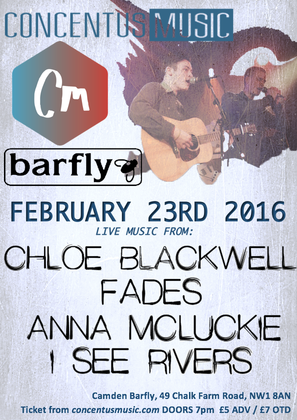FEBRUARY LIVE @ THE BARFLY