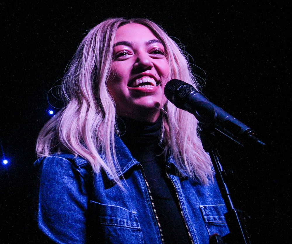 Mahalia at The Great Escape - Photo © Concentus Music - Reproduction without permission not permitted