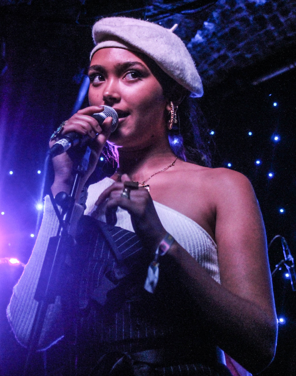 Joy Crookes at The Great Escape - Photo © Concentus Music