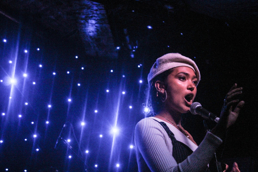 Joy Crookes at The Great Escape - Photo © Concentus Music - Reproduction without permission not permitted