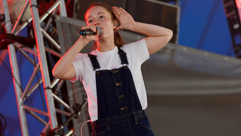 Sigrid - Photo: BBC