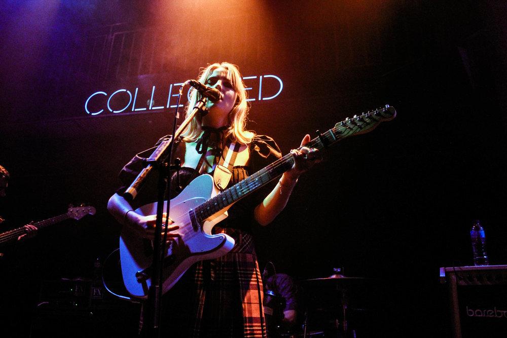 Laurel at AMP - Photo © Concentus Music