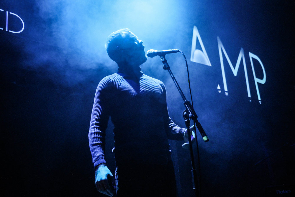 Maverick Sabre at AMP - Photo © Concentus Music