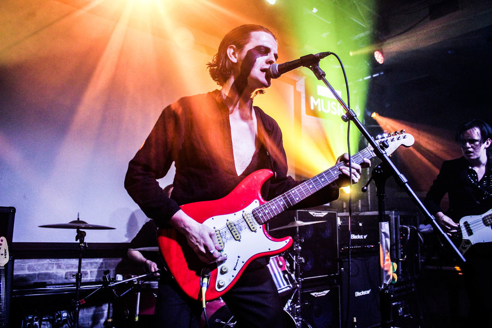 Photo © Concentus Music - The Blinders at SXSW