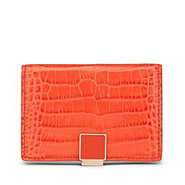Smythson Mara Business Card Case