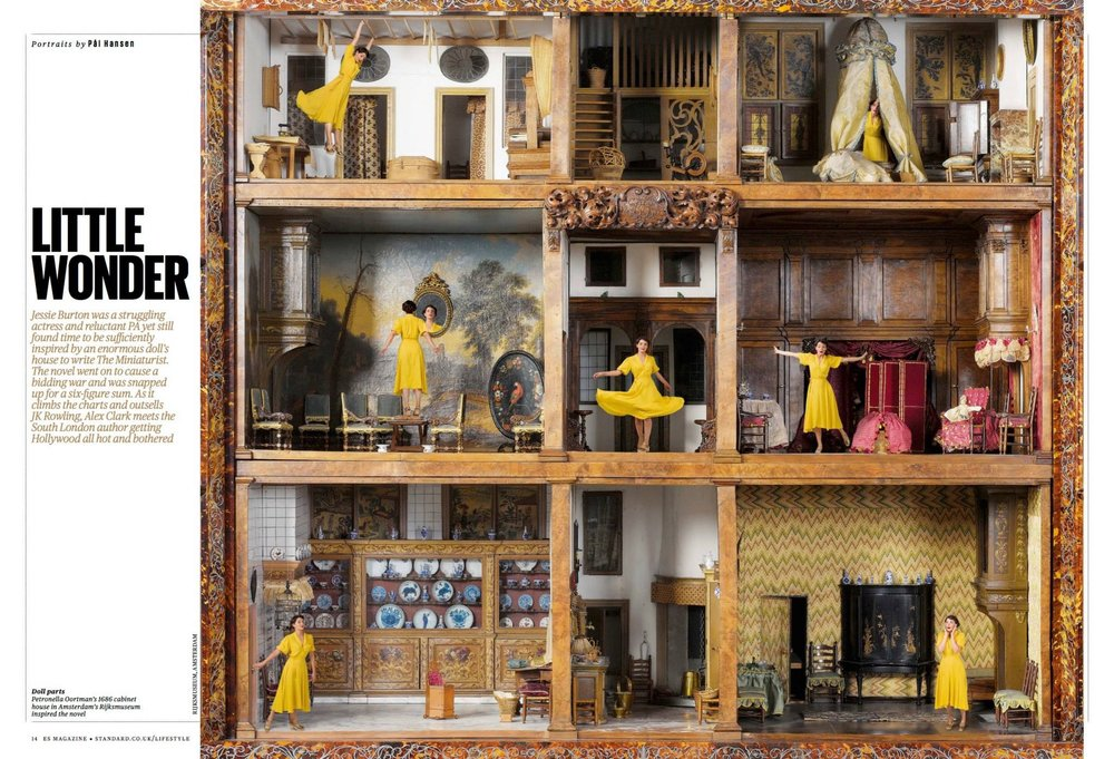 ES Mag - Jessie Burton Doll House feature H.JPG