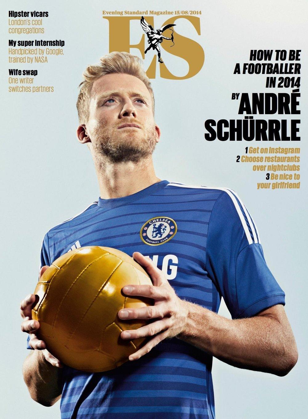 ES Mag - Andre Schurrle COVER.JPG