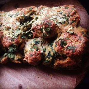 High Protein Spinach Bread — ScienceStrength