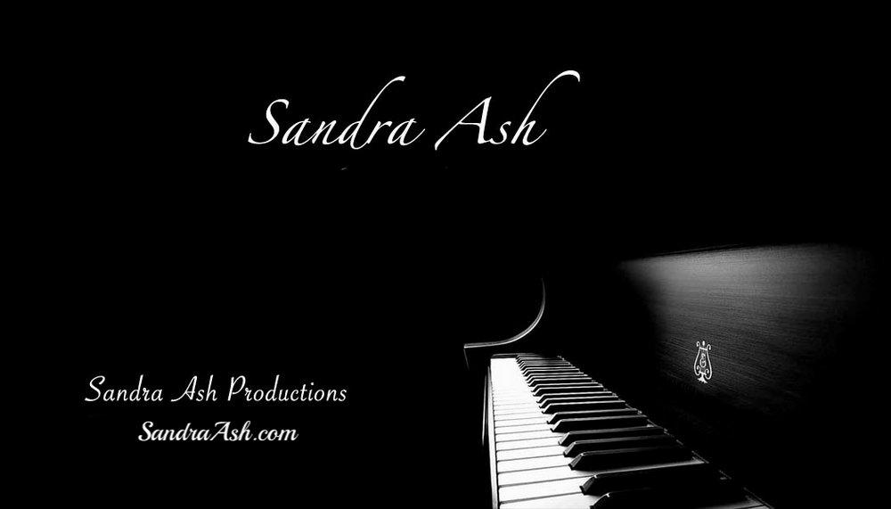 Bio — Sandra Ash Productions