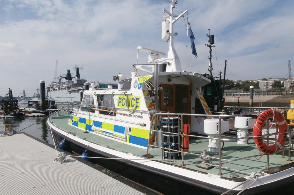 UK Docks Gosport Pilot Boat.jpg
