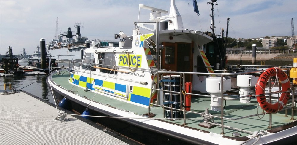 UK Docks Pilot Boat Repair and Service