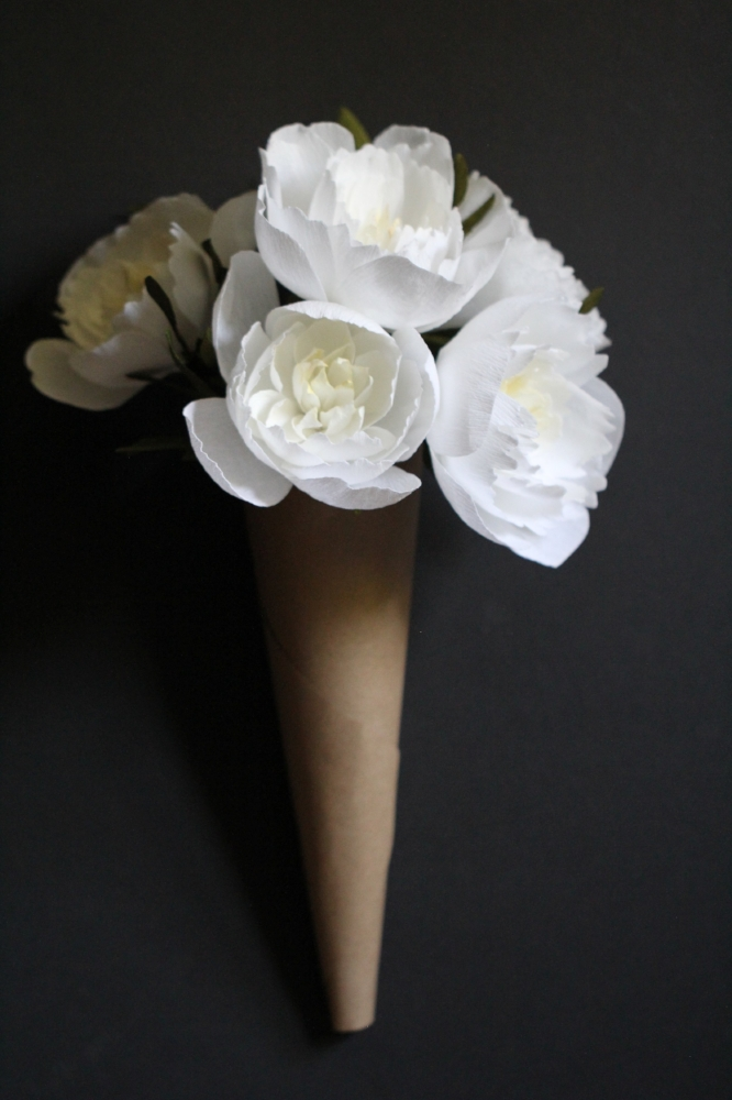 Florabeane Paper Peony