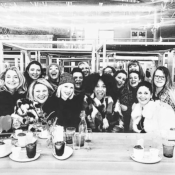 Thanks for coming to supper club you gorgeous bunch! 🎄🎄🎄🎄Merry Christmas 🎄 🎄🎄🎄hope we can host next years instamums xmas party at our new permanent home in 2018