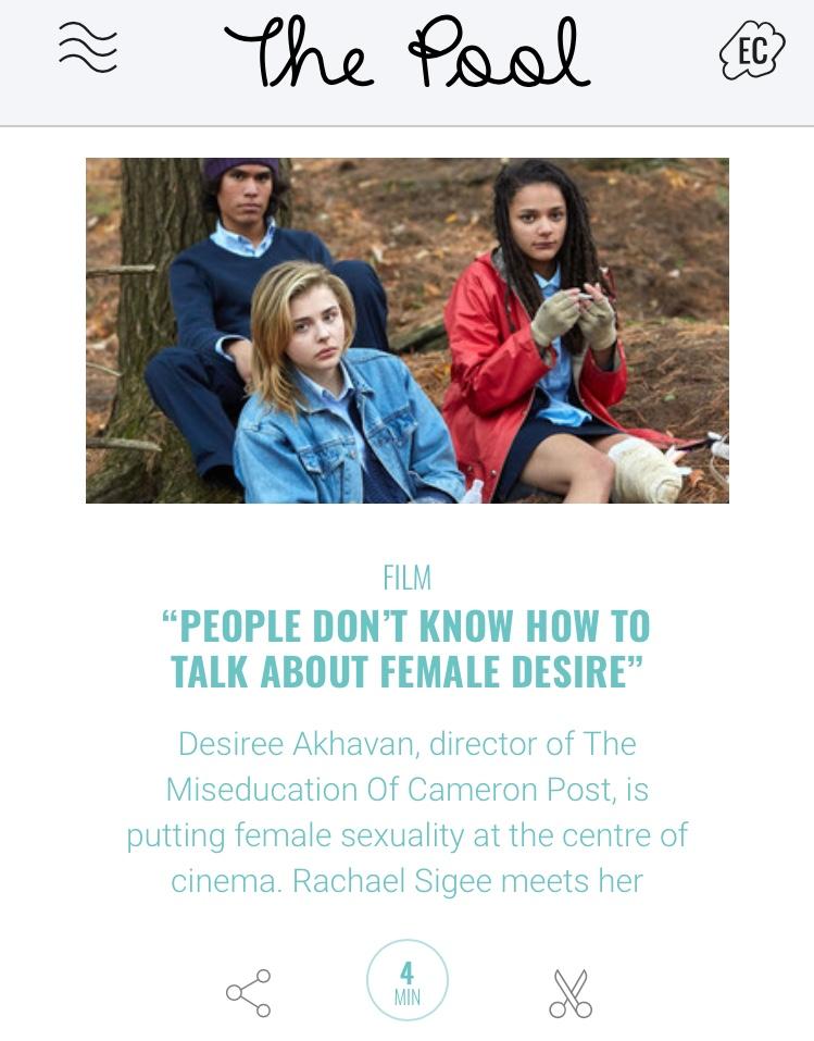 Desiree Akhavan interview