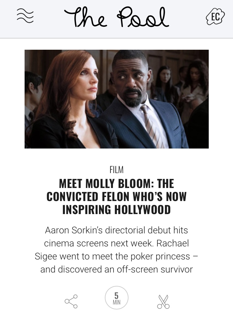 Molly Bloom interview