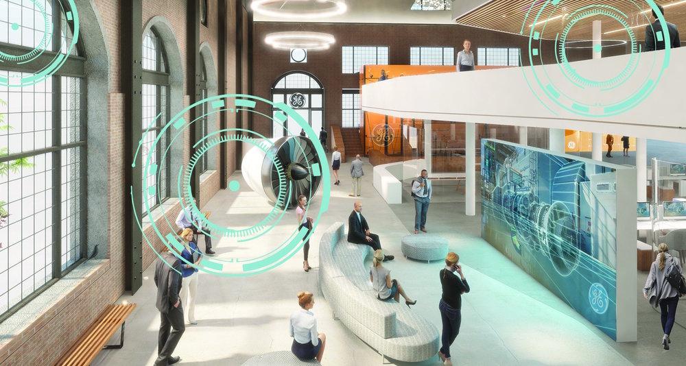 GE Digital Providence IoT