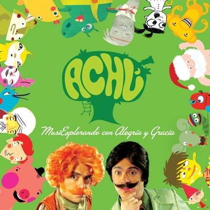 Achú, musiexplorando con Alegría y Gracia • 2009