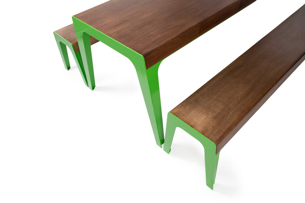 The City Table - Making a Statement Where People Gather.