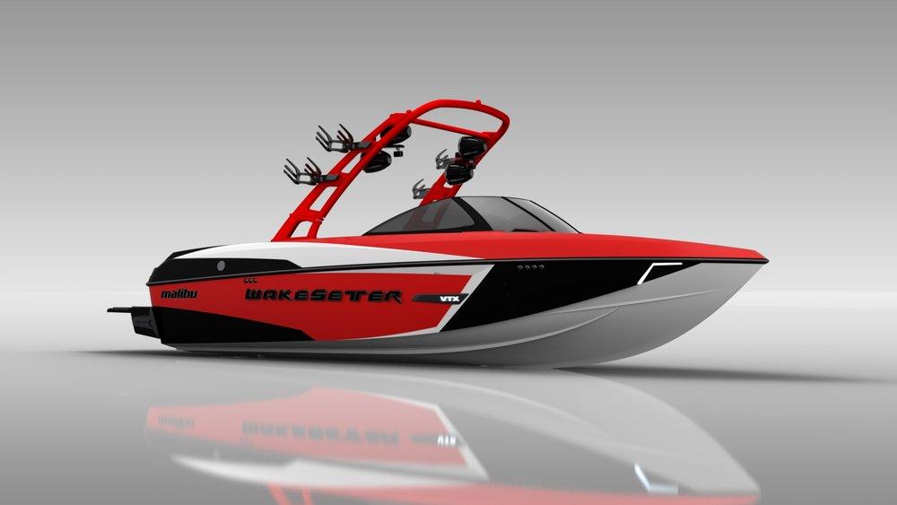Malibu VTX Concept